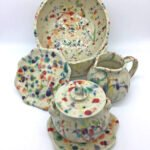Martha Sink's Jelly Bean Collection Pottery