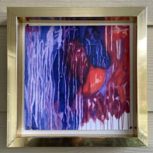 Bleeding Heart by Heather Hans