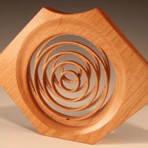 Spiral Illusion by Jim Duxbury