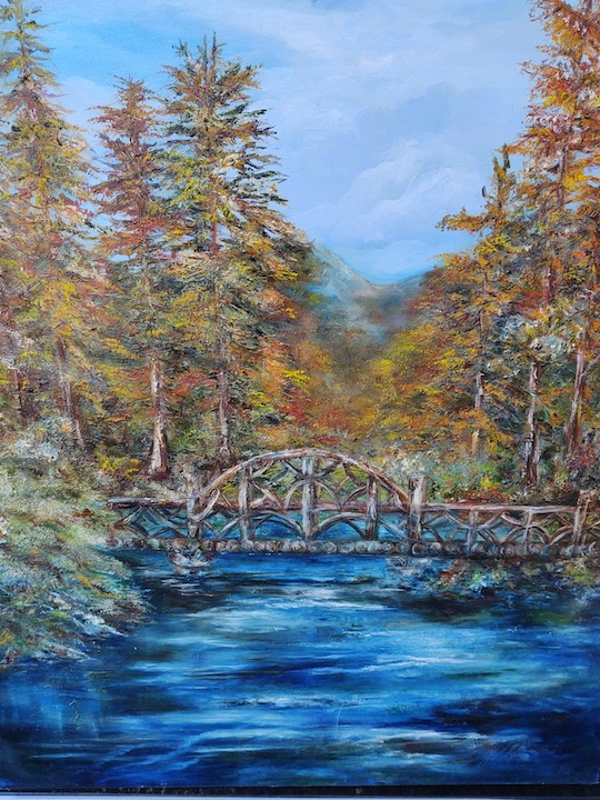The Beauty of Fall by Judy Madren