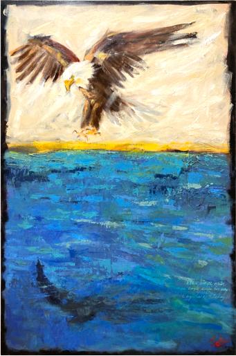Spirit of the Sky by Jude Lobe