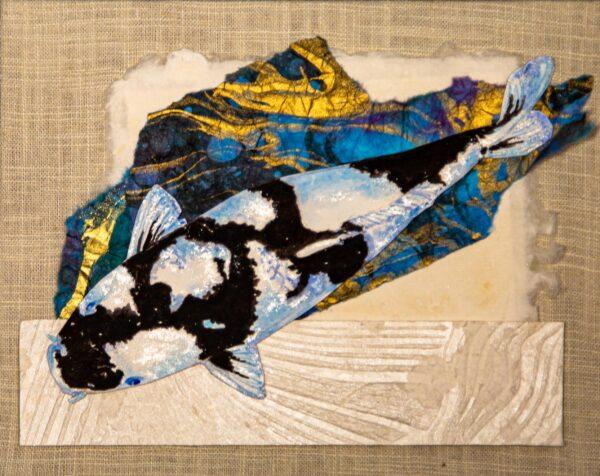 Utsuri Koi by Pat Towery