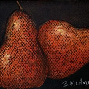 pears by Beverly McAnulty