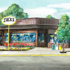 Zack's Burlington NC