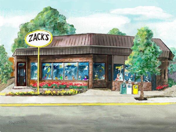 Zack's Burlington NC